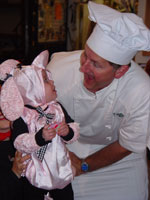 Chef Robert Catering - Disneyland 2006